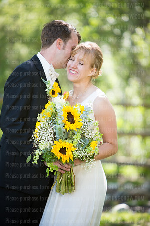 Broking-Umbarger Wedding