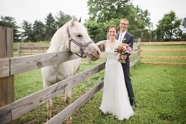 Brooke + Ian Wedding