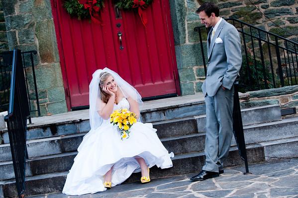 Brooke + Ryan. Historic Westminster Wedding.