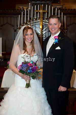 Brooke and Brenden Wed!