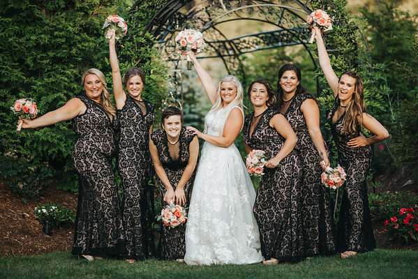 5. Bridal Party