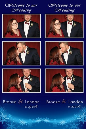 Brooke & Landon  -  January 27, 2018
