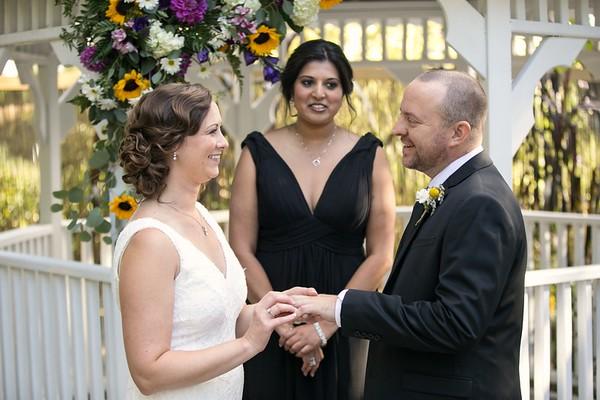 Brooks + Megan: Married