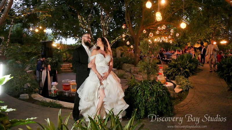 PLAY VIDEO - Brownstone Gardens Wedding Sadie & Rob