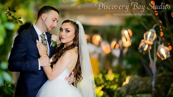 PLAY VIDEO - Brownstone Gardens Wedding Stephanie & Joshua