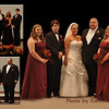 Bride & Groom and Johns children collage