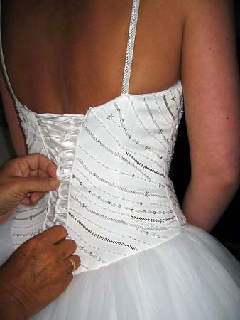 Bruiloft Els & Jorn 20-05-2005