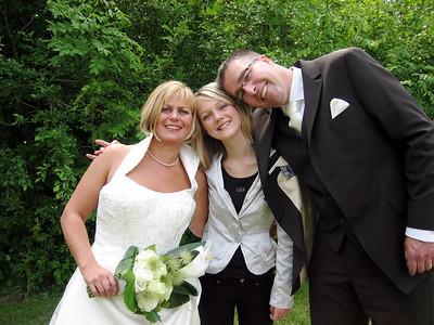 Bruiloft Ingeborg & Martin 24-05-2008