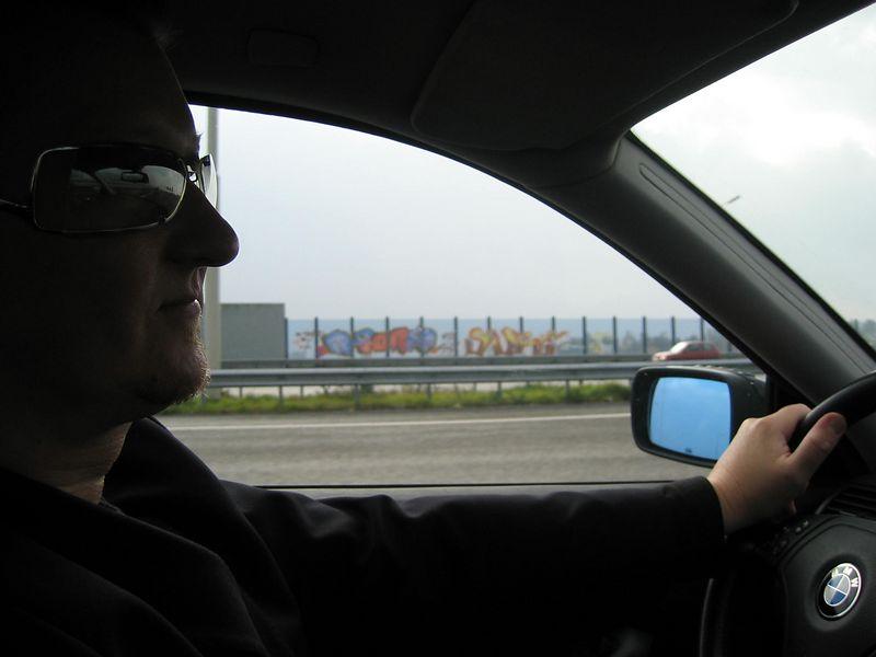 Op weg naar Zierikzee