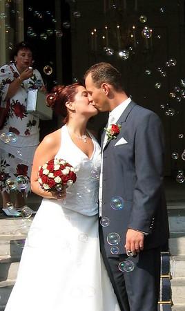 Bruiloft Michella & Raymond