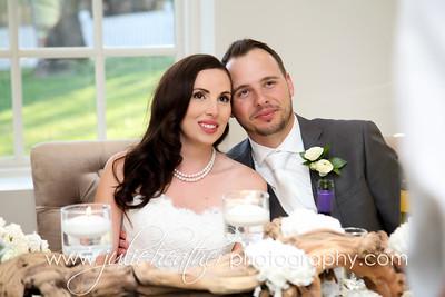 Bryan & Caroline Wedding Reception April 23, 2016