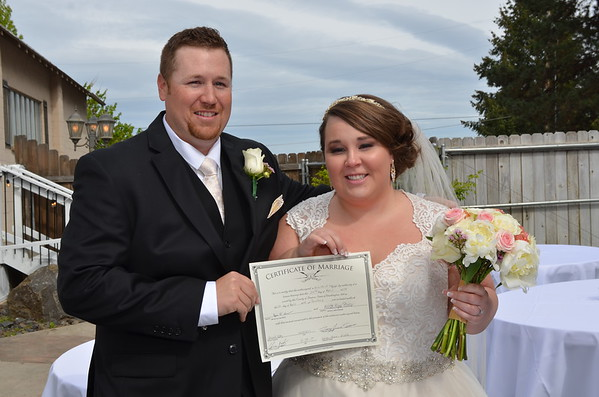 Bryan & Krista Wedding