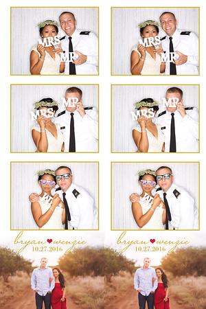 Bryan & Wenzie