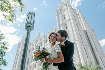 Bryce and Ali's Wedding Celebrations