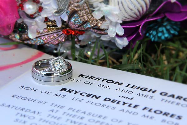 Brycen and Kirston Wedding
