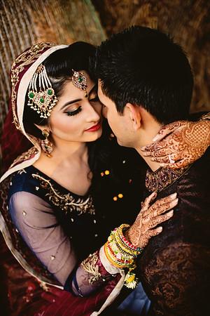 Bushra + Jawaad