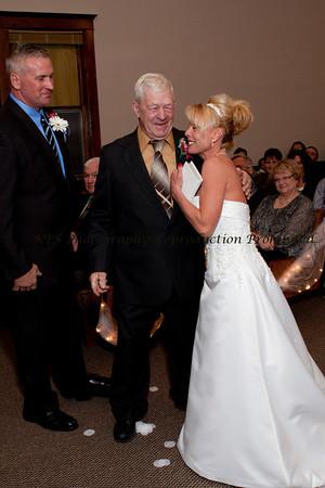 Jeanine and Rod Ceremony