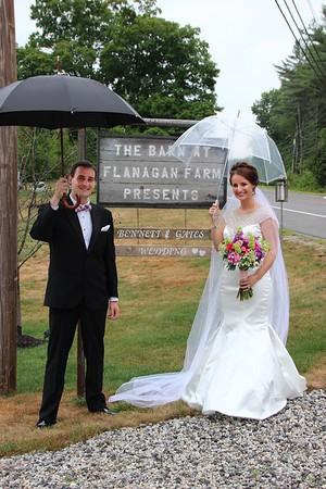 Bennett & Gates Wedding