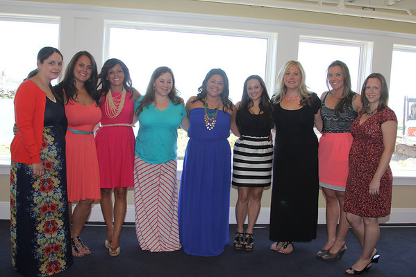 Caitlin's Shower at Milford Yacht Club