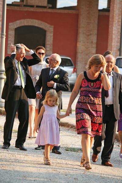 C&D Wedding - Aperitivo a Villa Tavernago