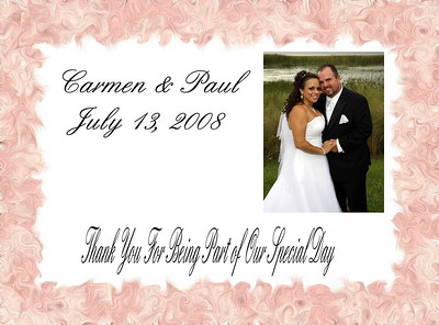 PAUL AND CARMEN GRAPHIC TWO