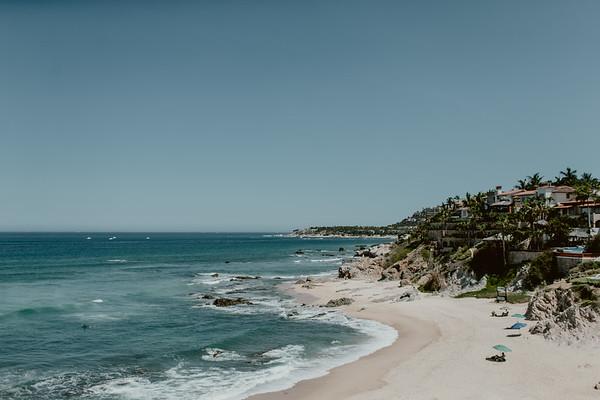Cabo Surf - Marsha and Ethan