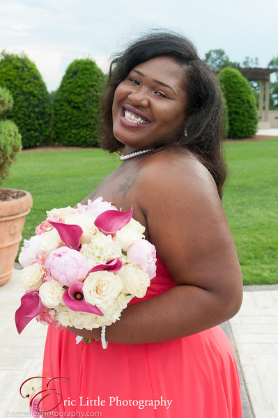 Cachet and Donald Wed-419