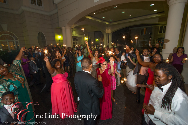 Cachet and Donald Wed-771