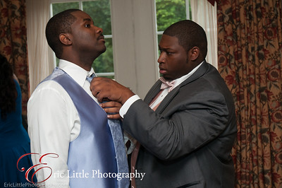 Cachet and Donald Wed-32