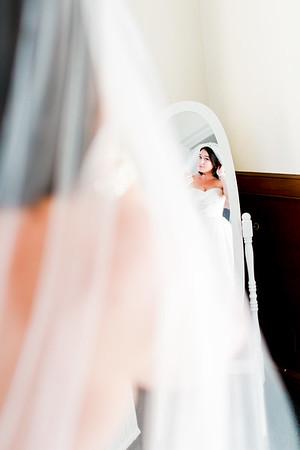Bride Prep + Portraits