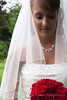 Caitlin the beautiful bride.