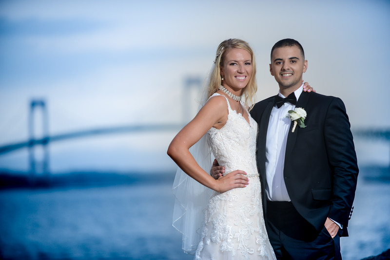 Caitlin and Omar Tazi - August 18th 2018