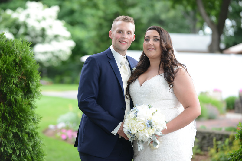 Caitlin and Steve Barton - June 16th 2018