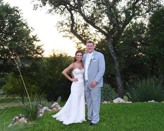 Caitlin and Tyler - Sunset
