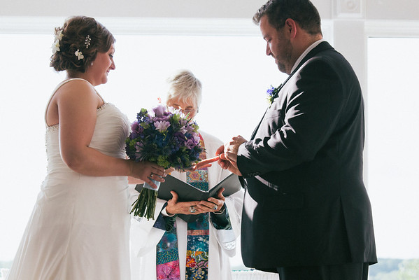Caitlin & Scott Wedding - Mahan's Lakeview - 5.23.13