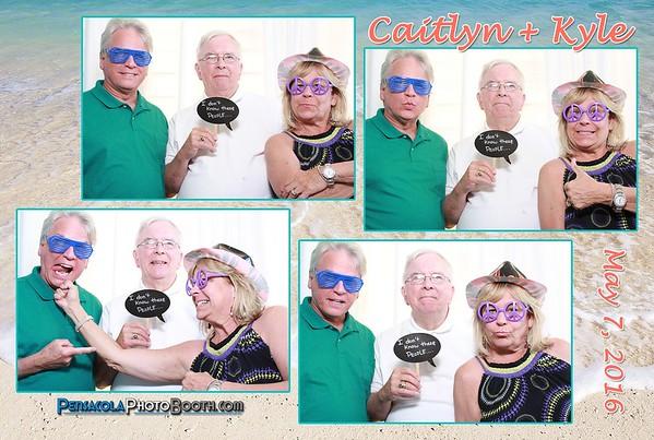 Caitlyn + Kyle 5-7-2016