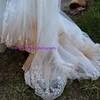 mountain wedding dress