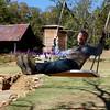 best man swinging