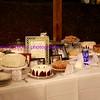 wedding cakes table