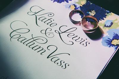 Katie and Callum's Wedding