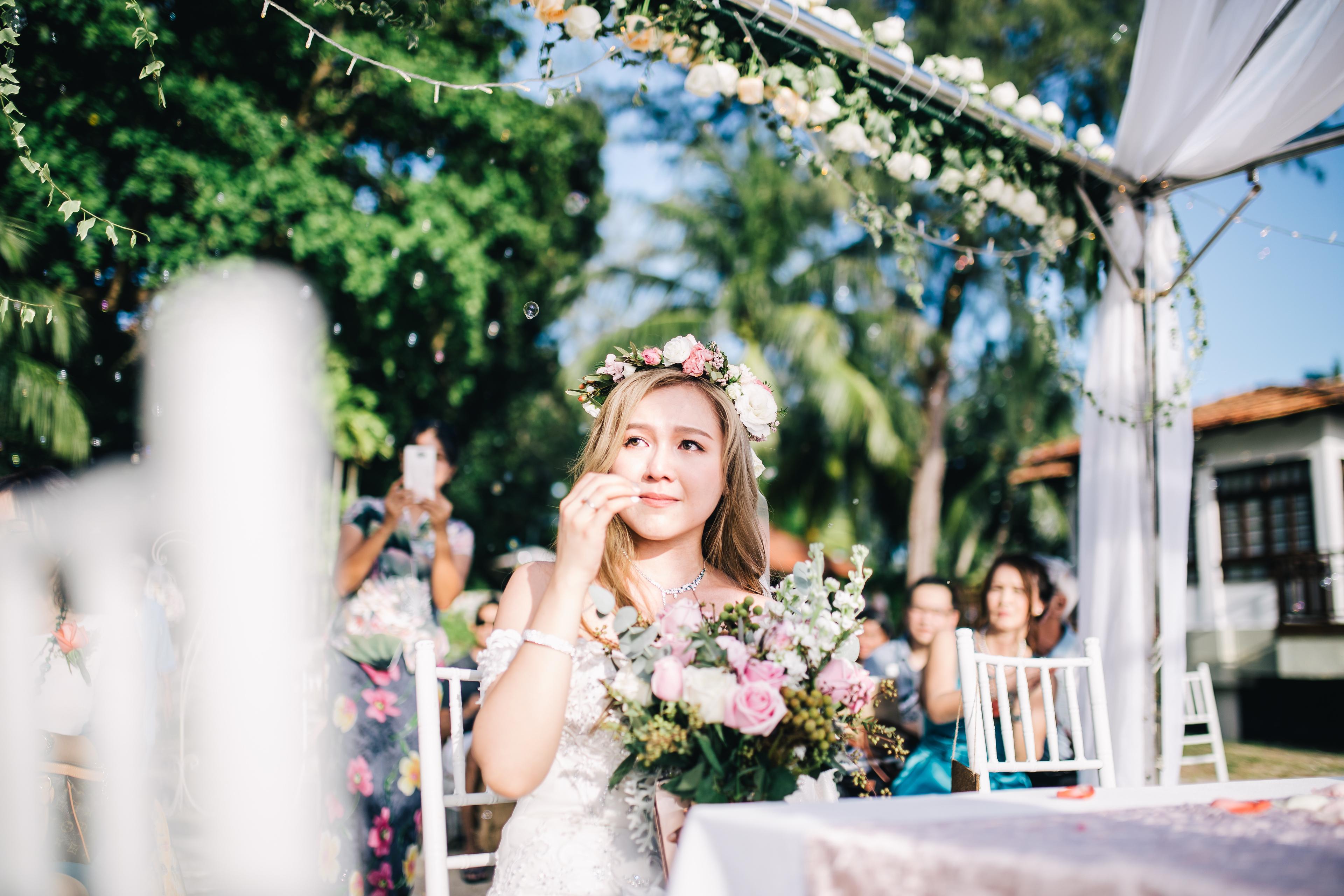 Beach Wedding Rom Wedding in The Beach by Avillion Port Dickson