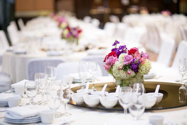 Cameron & Hannah | Wedding Reception | Universal Hilton
