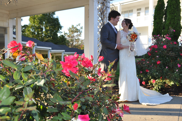 Camille & Jacob Hessle's Wedding