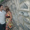 Candace and Adam's Engagement - Crescent Bay Park - Laguna Beach CA :