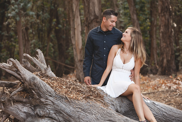 Candice & Wyatt (Engagement Session)