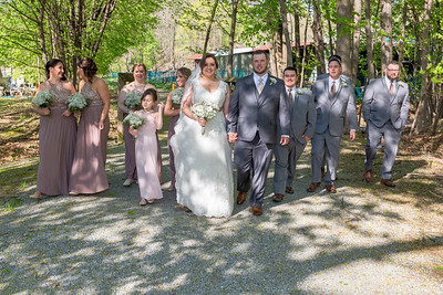 Mecsey Wedding April 27, 2019