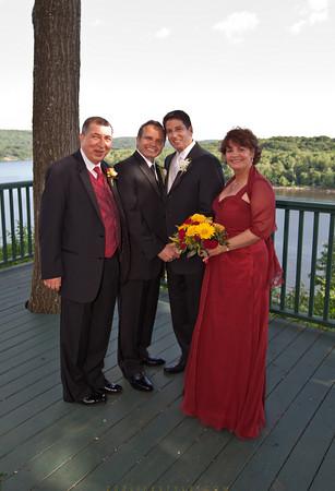 Capasso Buckland Wedding