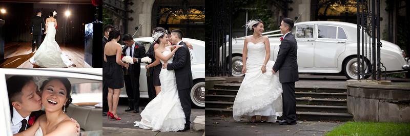 Samantha Albert's Wedding
