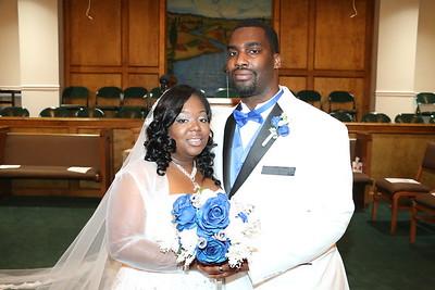 Cardon and Culethia's Wedding