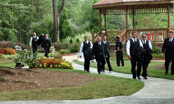 Carl House Wedding